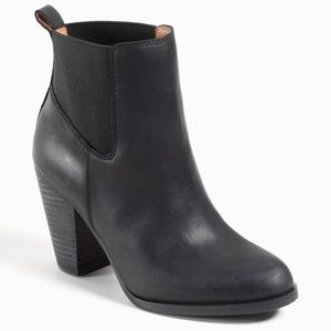 Lucky Brand Shoes - EUC {LUCKY BRAND} Parlei Leather Ankle Booties